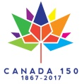 On 2015-04-26,at 4:23 PM Latif, Anam (alatif@therecord.com) Subject: Canada 150 logo University of Waterloo student, Ariana Cuvin, beat 300 other submissions in a design contest to create a logo for Canada's 150th anniversary coming up in 2017. The logo will be featured on special products commemorating the event. Anam Latif Reporter, Waterloo Region Record 519-895-5638